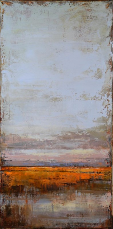 Hinterland by Curt Butler, Oil Painting