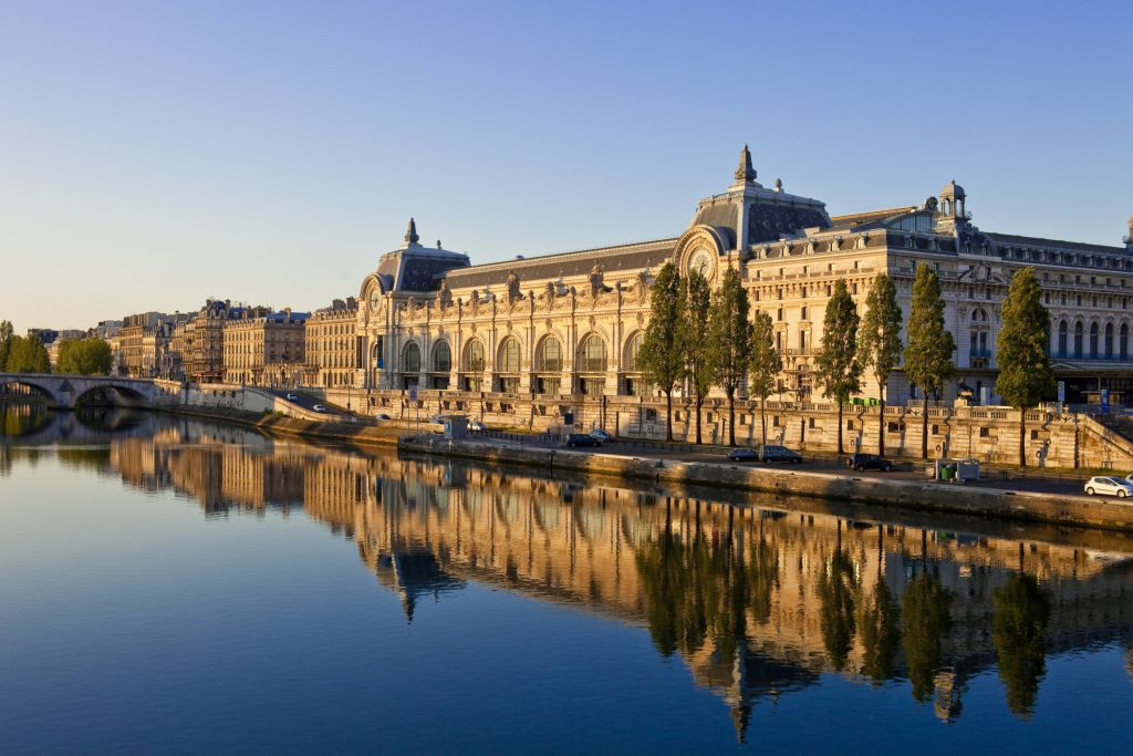 Musée d'Orsay Reserved Access 1-Day Admission Ticket