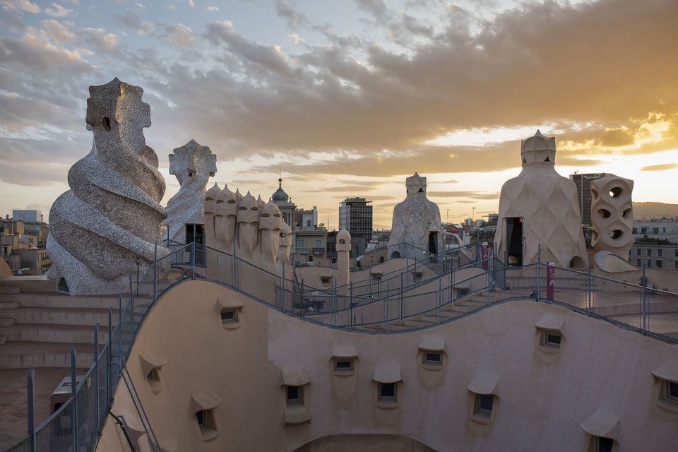 Casa Mila-La Pedrera: Skip The Line Ticket & Audio Guide